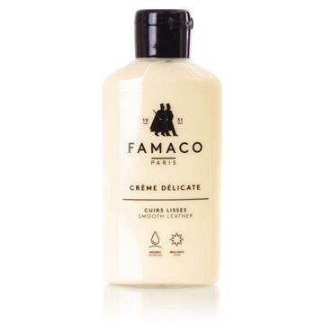 Imagen de Crema Delicate FAMACO Paris para cuero