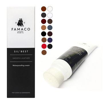 Imagen de Crema para cuero Famaco Paris con aplicador