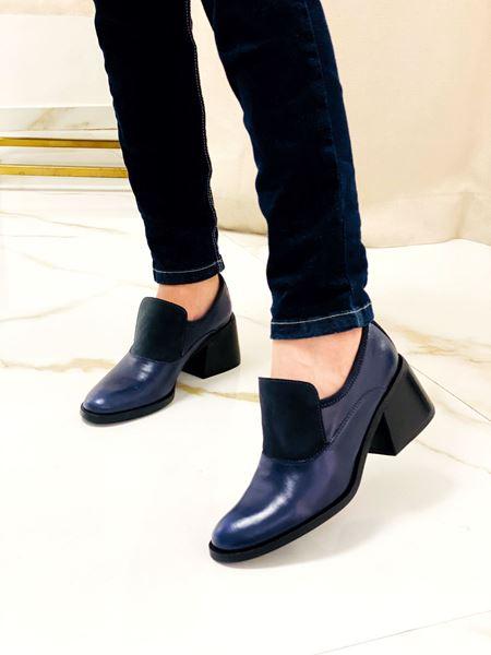 Imagen de Zapato Monroe Azul Milano
