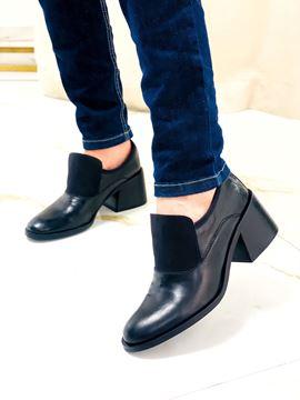 Imagen de Zapato Monroe Negro Milano