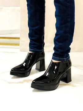 Imagen de Zapato Lagrange Negro Charol