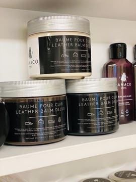 Imagen de Crema Delicate FAMACO Paris para cuero 300 ml