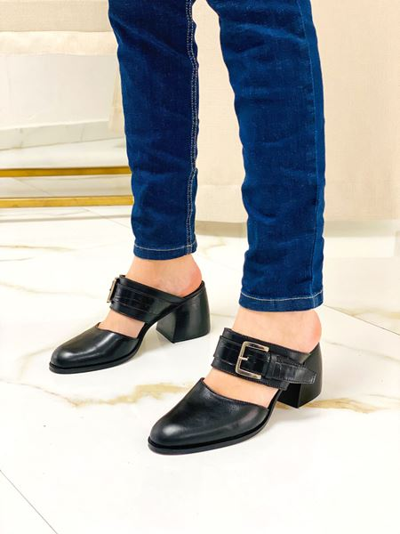 Imagen de Zapato Montreal Negro
