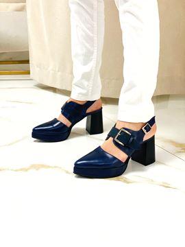 Imagen de Zapato Milan Azul