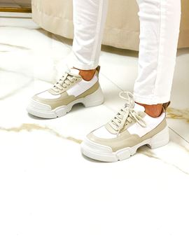 Imagen de Sneaker Lively Natural