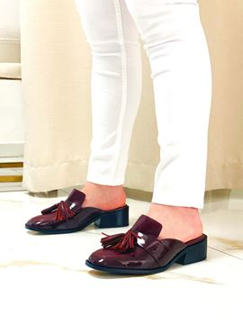 Imagen de Zapato Roterdam Bordo