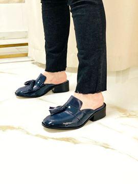 Imagen de Zapato Roterdam Azul