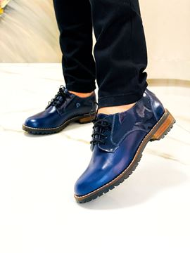 Imagen de Zapato Viena Azul