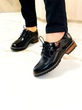 Imagen de Zapato Viena Negro