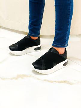 Imagen de Sneaker Pollock Negro