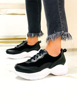 Imagen de Sneaker Sanzio Negro