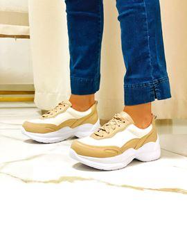 Imagen de Sneaker Sanzio Natural
