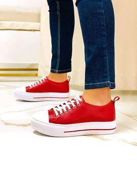 Imagen de Sneaker Warhol Rojo