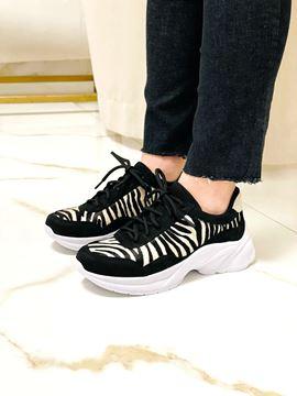 Imagen de Sneaker Kapoor Negro Tiza
