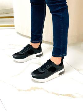 Imagen de Sneaker Simbel Negro